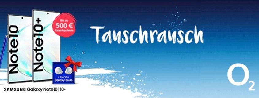 o2 Tauschrausch