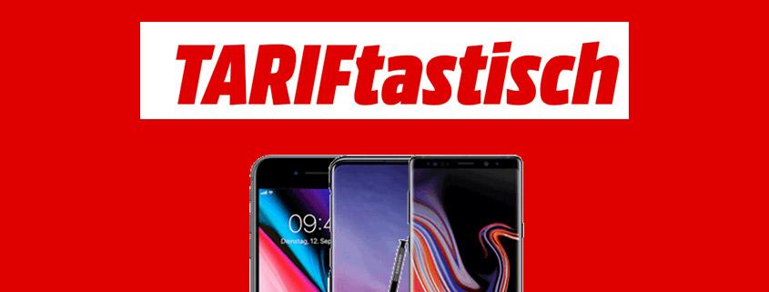 TARIFtastisch - Samsung Galaxy S10 inkl. Prämien