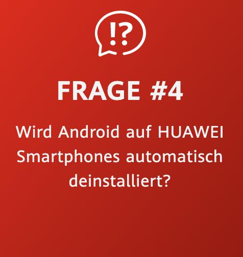 Huawei Zukunftsversprechen Frage 4