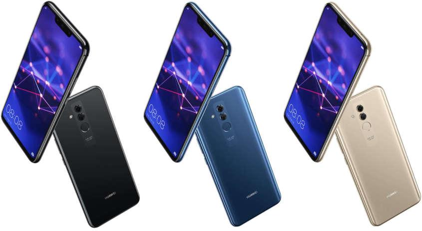 Huawei Mate 20 Lite Farben
