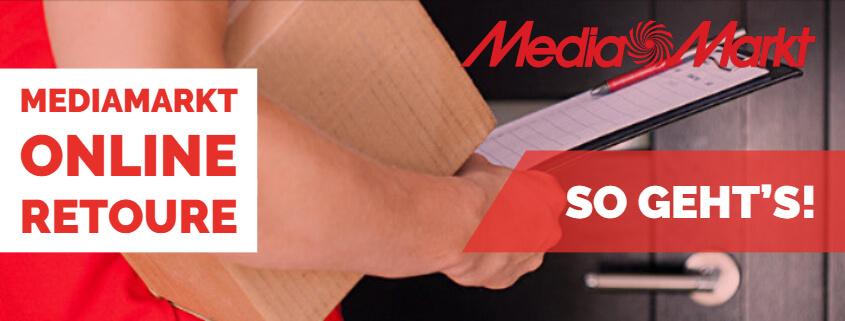 Media Markt Retoure online