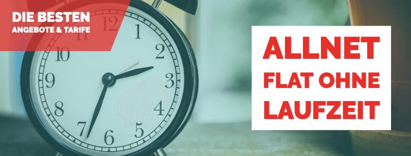 Allnet Flat ohne Laufzeit
