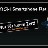 crash Smartphone Flat für 2,99 Euro - mit LTE