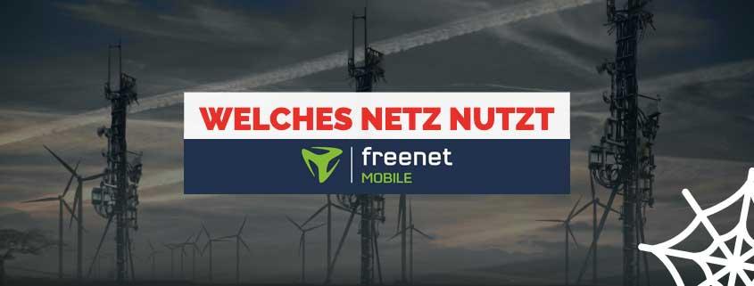 freenetmobile nutzt welches Netz?