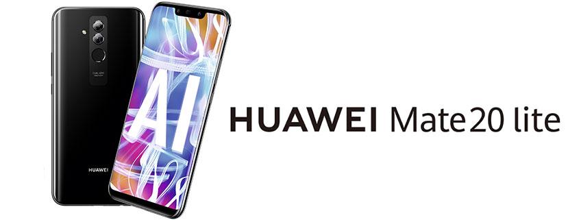 Huawei Mate 20 lite mit Vertrag online kaufen