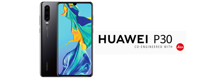 Huawei P30 mit Vertrag günstig kaufen