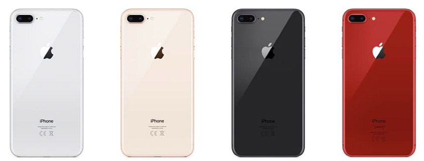 iPhone 8 Plus Alle Farben