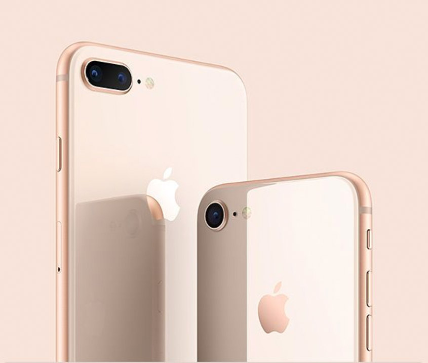 iPhone 8 Plus Kamera Vergleich