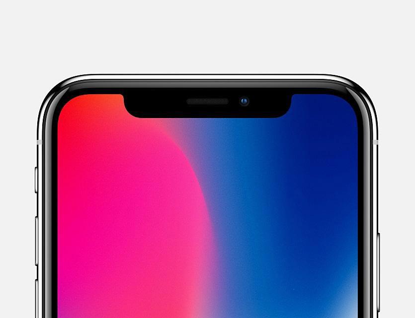 iPhone X Front Kamera