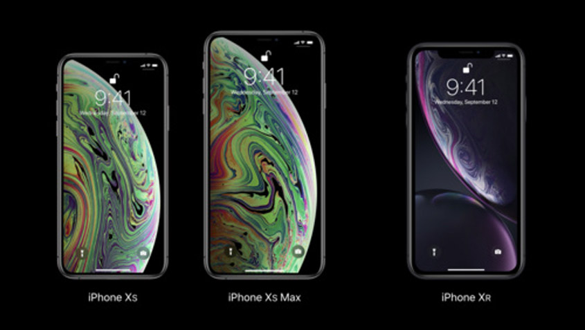 iPhone Xs Max Groeße