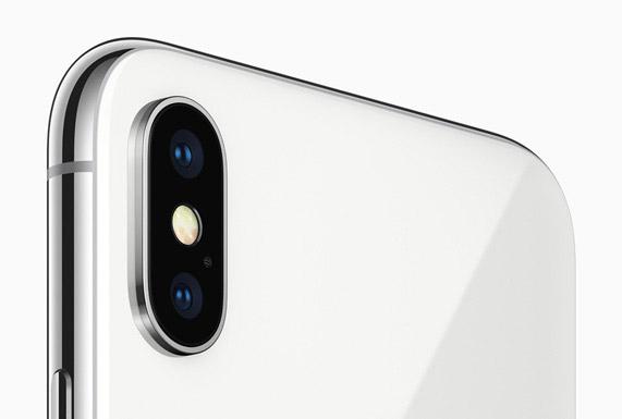 iPhone X Dual Kamera
