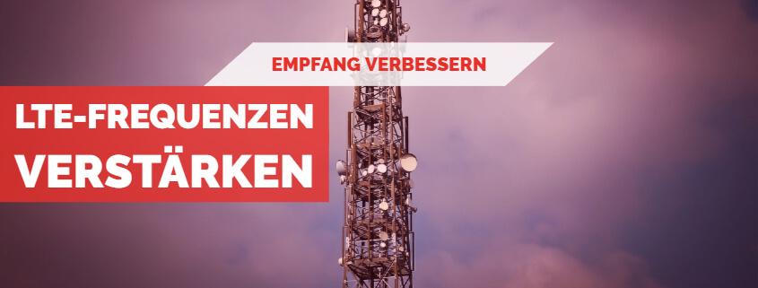 LTE-Empfang verstärken
