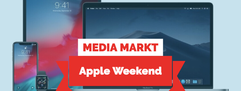 Apple Weekend bei Media Markt