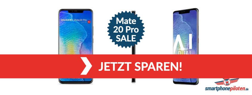 Mate 20 Pro im SALE