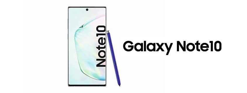 Samsung Galaxy Note10 mit Vertrag