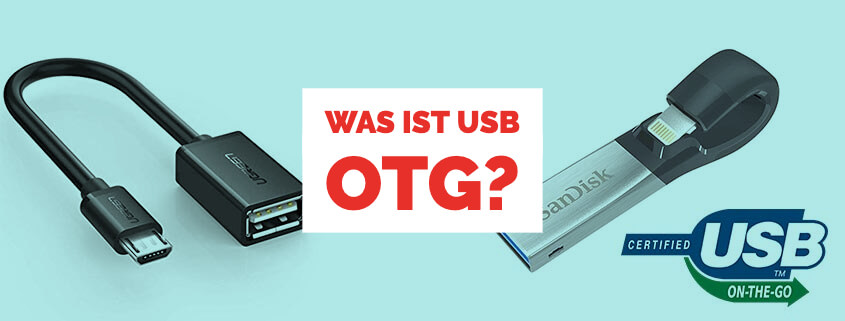 Was ist USB OTG?