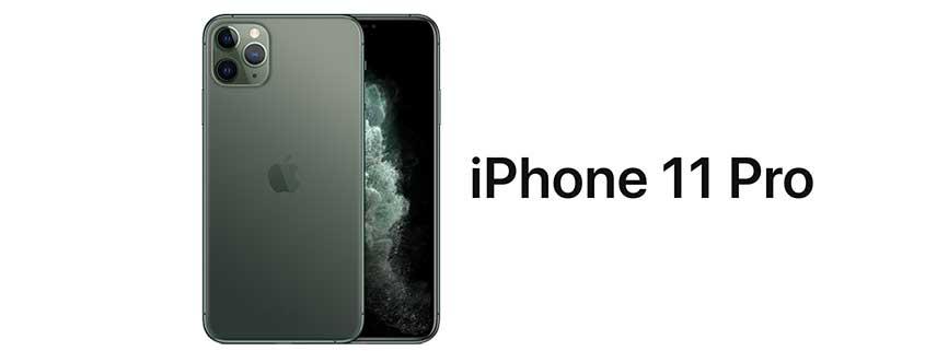 Apple iPhone 11 Pro mit Vertrag