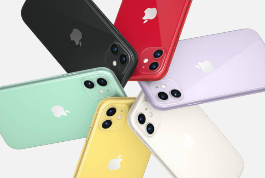 iPhone 11 mit Vertrag Farben