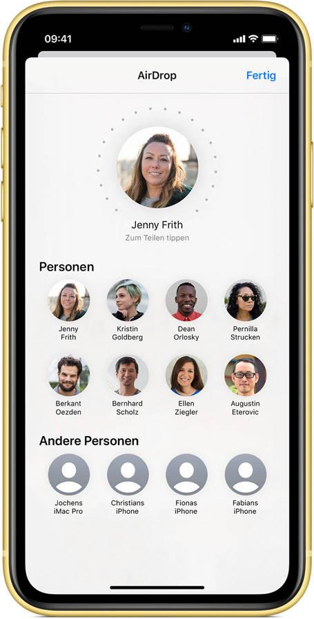 iPhone 11 mit Vertrag Form