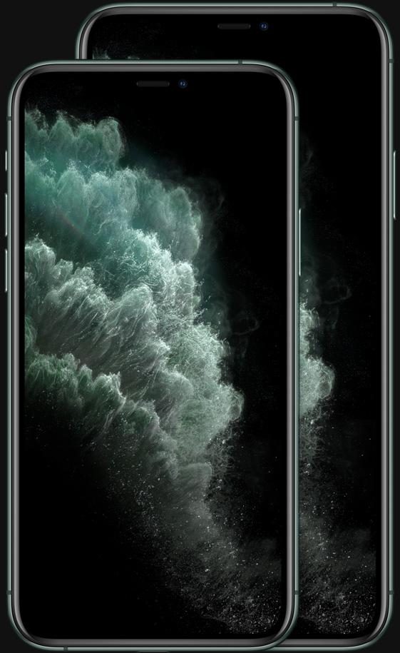 iPhone 11 Pro mit Vertrag (Vergleich Max) Bildschirm
