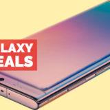 Samsung Galaxy Note 10 inkl. LTE Allnet Flat
