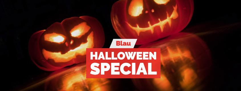 Blau Halloween Special