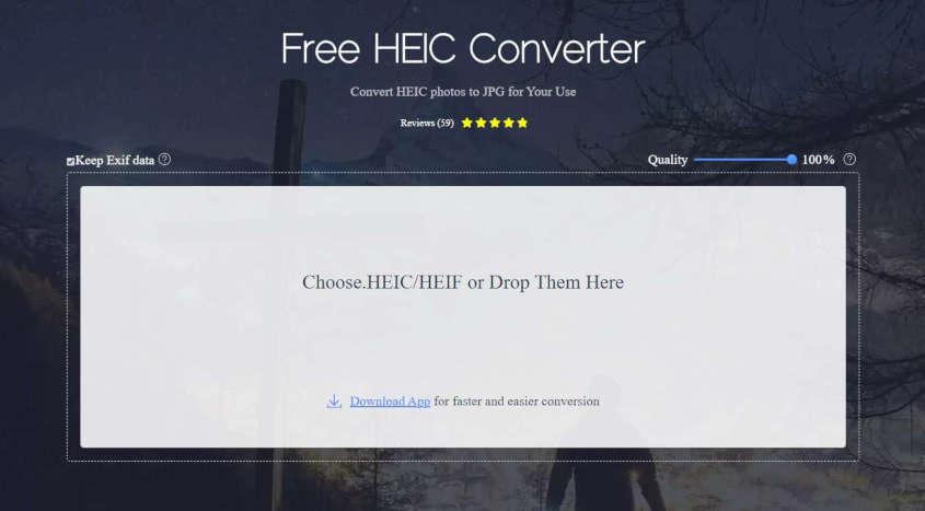 HEIC und HEVC Apowersoft Konverter