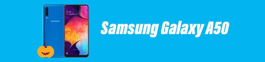 Samsung Galaxy A50 Halloween Special