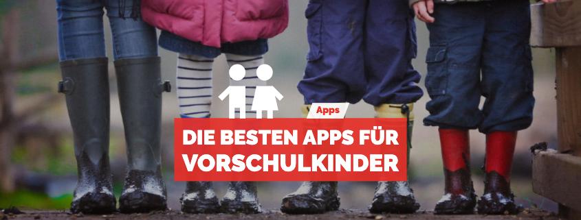 Apps für Vorschulkinder