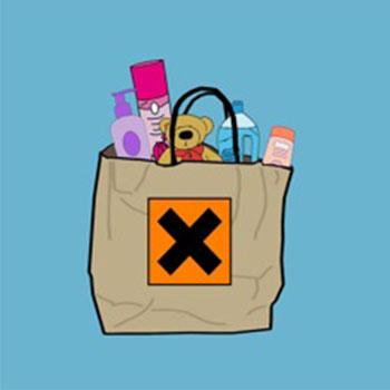 Giftfrei einkaufen Logo