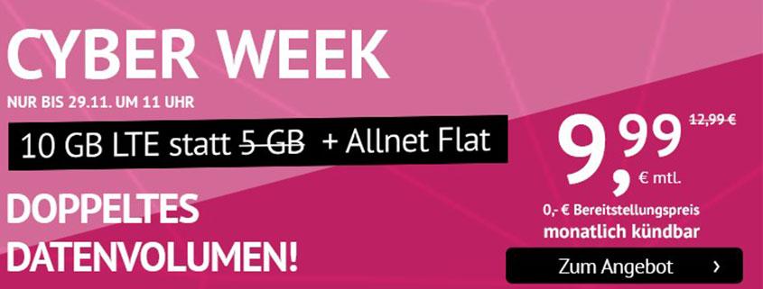 handyvertrag.de Cyberweek