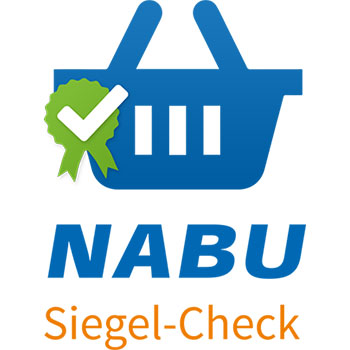 NABU Siegel Check Logo