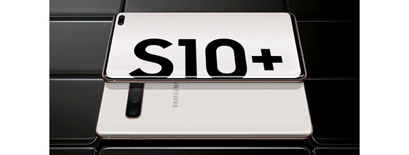 Samsugn Galaxy S10 Plus inkl. 20 GB Flat für 34,99 €/mtl.