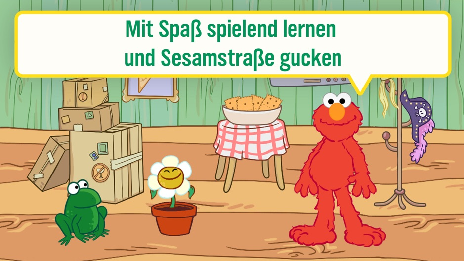 Sesamstraße App