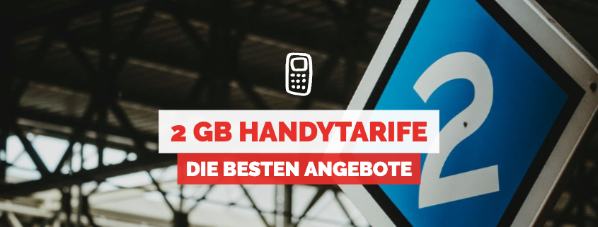 2 GB Handyvertrag