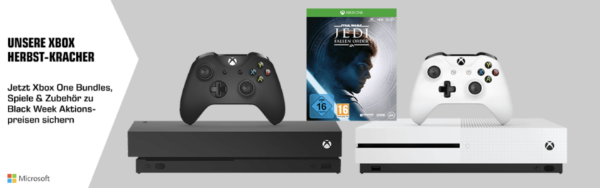 Xbox One Herbst Kracher