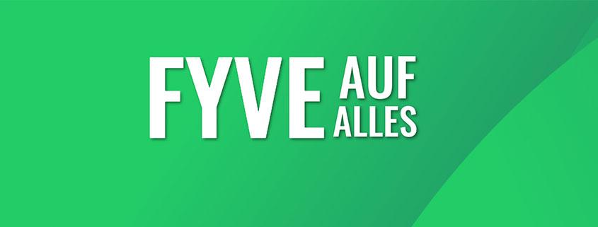 FYVE Allnet Flat Go + 120 €Amazon Gutschein für eff. 9,36 €/mtl.