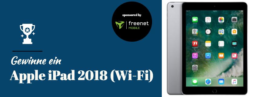 iPad gewinnspiel freenet Mobile