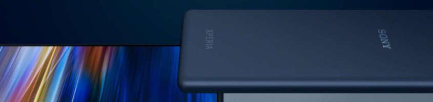 sony-smartphones Titelbild Xperia 10