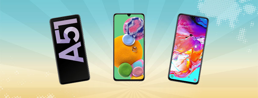 Samsung A-Serie zu Top Preisen!