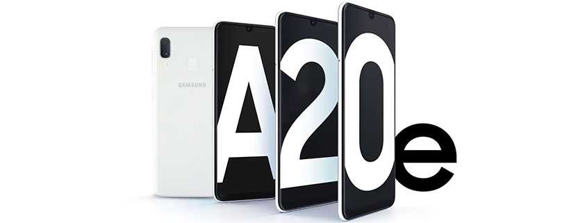 Samsung Galaxy A20e + LTE Allnet Flat für 9,99 €/mtl.