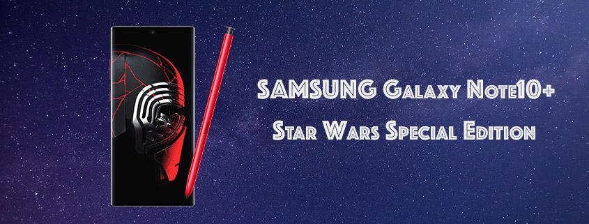 Samsung Galaxy Note10+ inkl. 26 GB LTE Flat für 39,99 €/mtl.