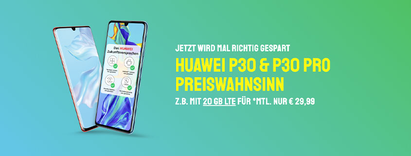 sparhandy Huawei Deals