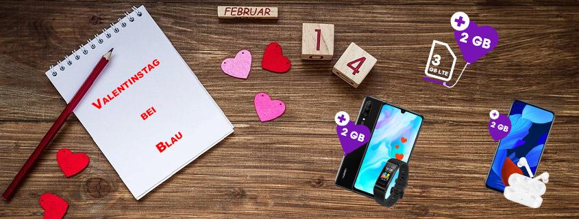 Die Blau Februar Deals zum Verlieben