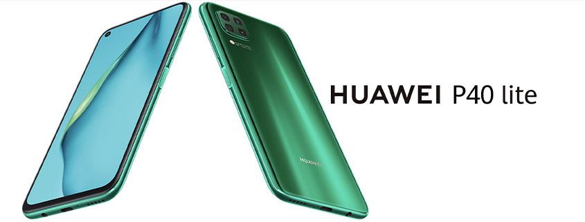 Huawei P40 Lite + FreeBuds 3 & LTE Allnet Flat für 16,99 €/mtl.