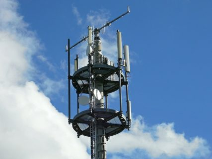 LTE Funkmast