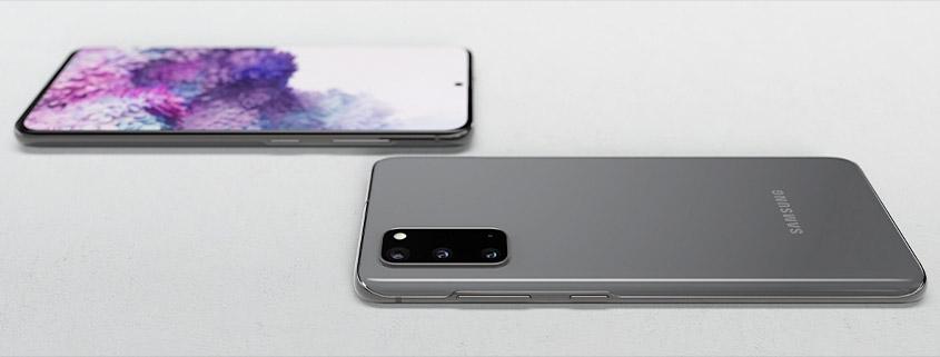 Die besten Angebote mit dem neuen Samsung Galaxy S20 / S20+