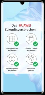 Huawei P30 Pro + 10 GB LTE Flat für 24,99 €/mt