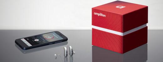 Amplifon Hörgeräte – große Technik auf kleinstem Raum