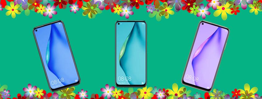 Huawei P40 Lite + LTE Allnet-Flat für nur 14,99 €im Monat